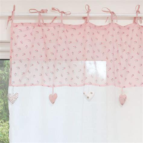 vorhange kinderzimmer maison du monde vorhang mit schlaufen zum binden aus kinderzimmer