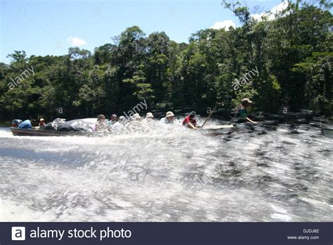speed boat in spanish churun stock photos churun stock images alamy