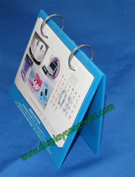 acrylic desk calendar desk acrylic calendar stand plexiglass calendar holders
