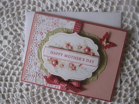 mother s day greeting card handmade handmade greeting card happy mother s day