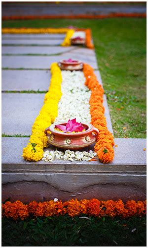 themes for the story marigolds traditional marigold theme wedding decorations themes