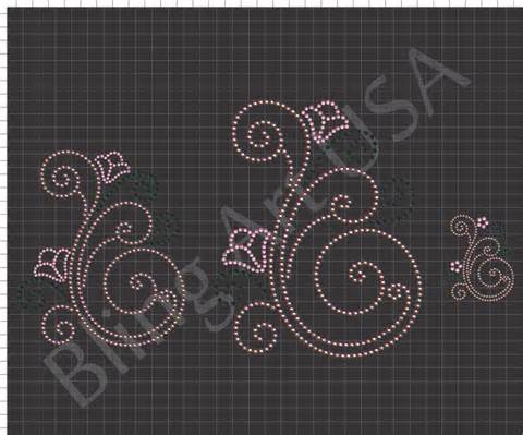 rhinestone designs templates how to make word stencils food beverage
