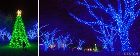 meadowlark botanical gardens meadowlark s winter walk of lights the 2016 guide to events in reston northern