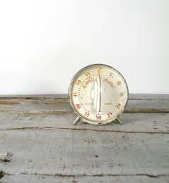 Vintage Kitchen Timer vintage kitchen timer
