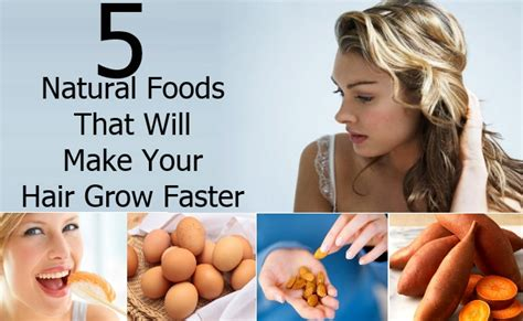 how to make your hair grow faster than ever 1 inch in a week 5 natural foods that will make your hair grow faster