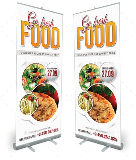 food banner template 17 food banners free psd ai vector eps format