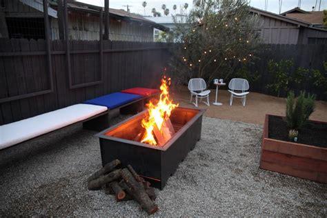 cool backyard fire pits fire pit ideas hgtv