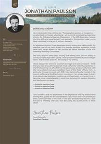 Modern Resume Template Cover Letter Portfolio Free Free Professional Modern Resume Cv Portfolio Page