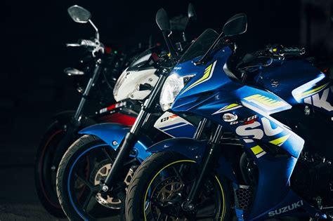 suzuki exports   india gixxer bikes  home market