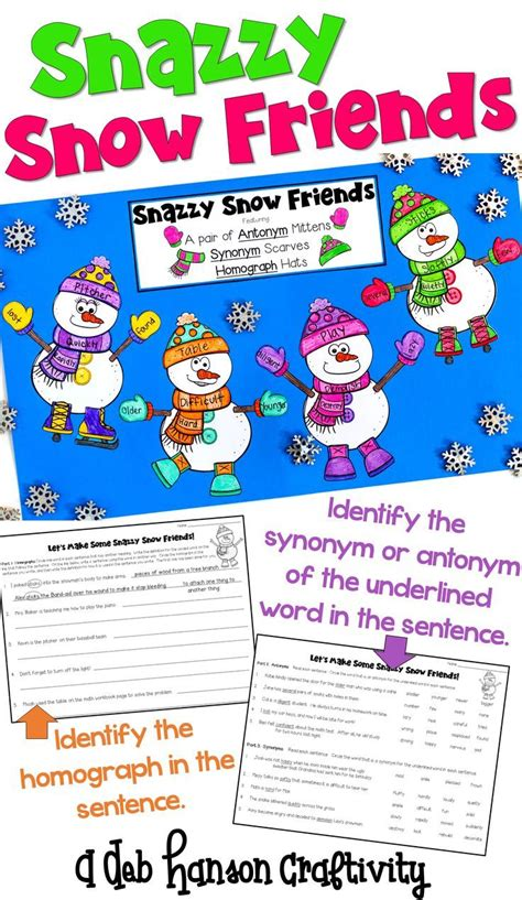 themed areas synonym 436 best winter themed lessons images on pinterest