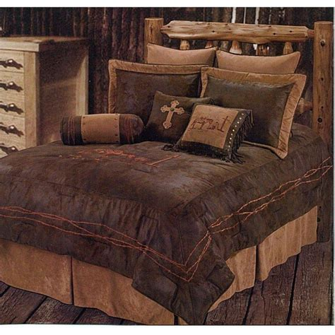 Barbed Wire Comforter Set by 17 Best Ideas About Rustic Bedding Sets On