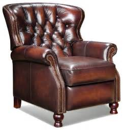 barcalounger presidential ii leather recliner modern recliner chairs other metro by