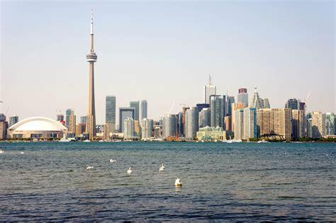 Landscape Toronto Toronto Islands Landscape Voice