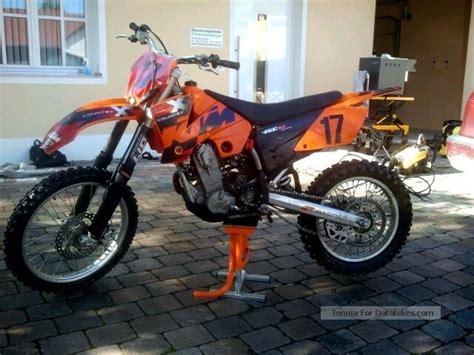 2005 Ktm 450 Sx 2005 Ktm Sx Xc 450