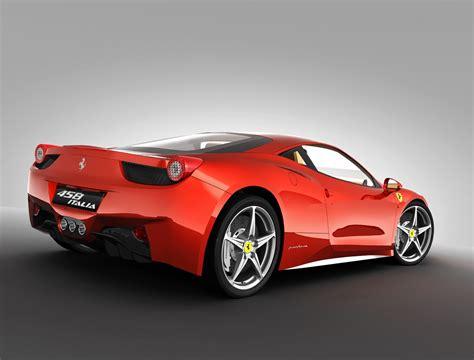 ferrari new model ferrari 458 italia 4 3d models cgtrader com