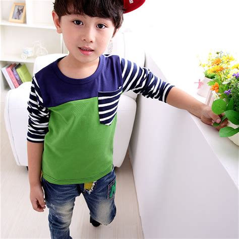 Longtee Boy Ekidz 6 aliexpress buy fashion baby boy t shirt autumn sleeve next clothes camisa