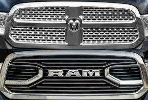 grille in the crosshairs ram ditches dodge schnoz the
