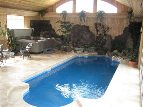 indoor pool ideas step   pool game