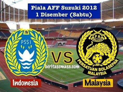 detiksport indonesia vs malaysia jelang indonesia vs malaysia suporter malaysia menghina