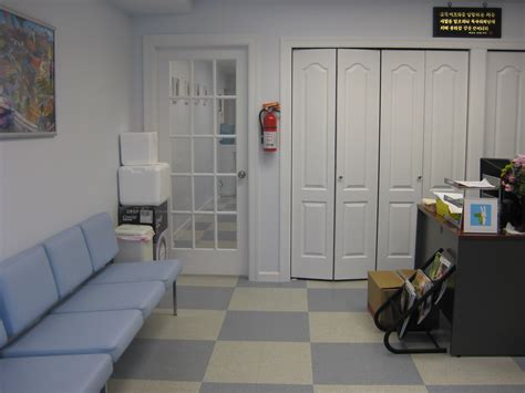 waiting room records office pictures bayside pediatrics pc