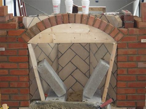 building a rumford fireplace