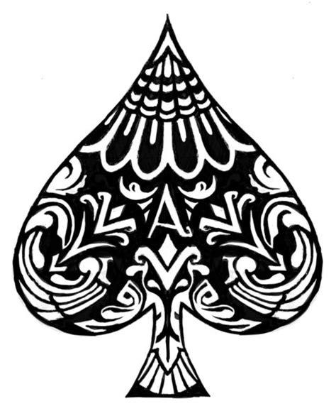 ace of spades tattoo design the world s catalog of ideas