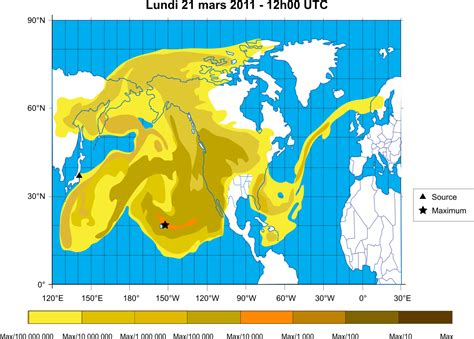 catastrophe nucl 233 aire de fukushima combien de cancers et