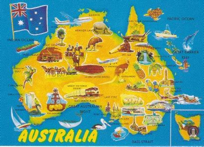 map of landmarks 2 australia map with landmarks 2 kathrynm87 flickr