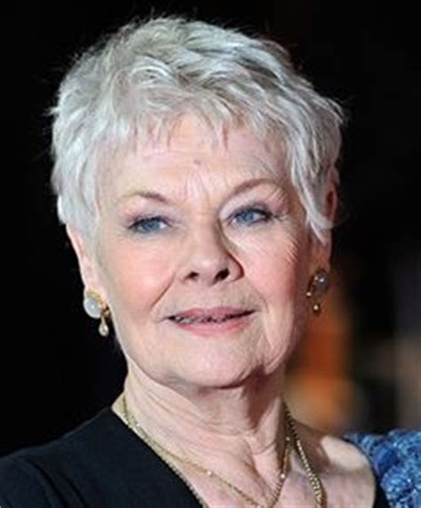how to cut judi dench haircut 1000 images about hairstyles on pinterest short