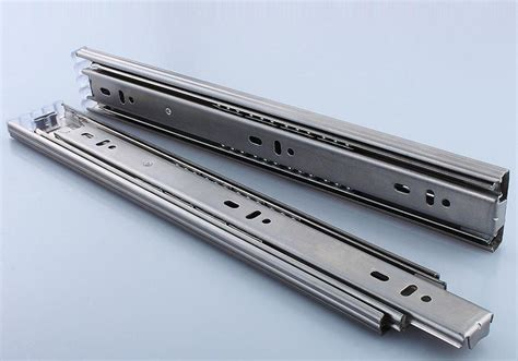 Drawer Track by 4512 Top Three Rail Drawer Slide Track Rows Of Thick
