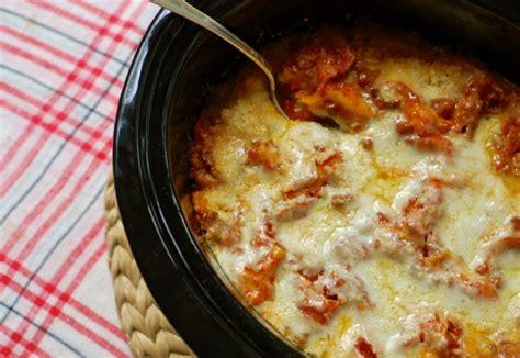 best slow cooker lasagna crock pot recipe chindeep