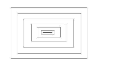 square pattern in java using for loop printing nested squares using for loops in java stack