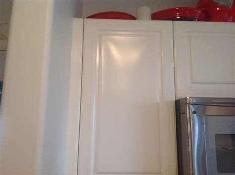 kitchen cabinet skins hometalk vulcanized kitchen cupboard skins are loosening