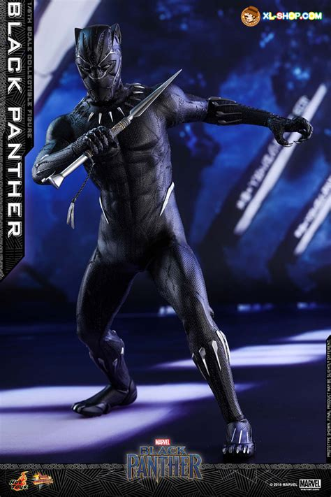 Toys Black toys mms470 black panther 1 6th scale black