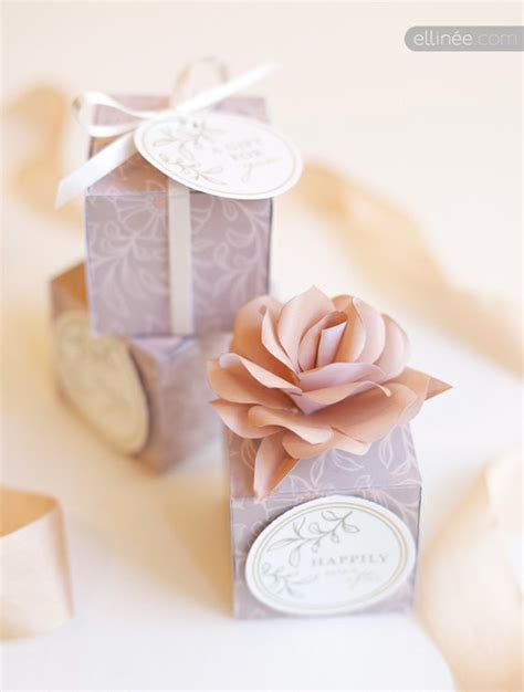 diy vintage wedding favors handmade vintage favor ideas