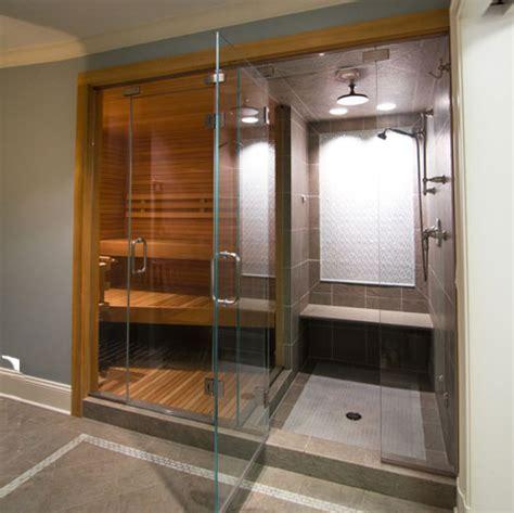farlo nella doccia conosci la doccia sauna