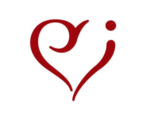 heart pattern logo 35 cool heart logo designs for inspiration