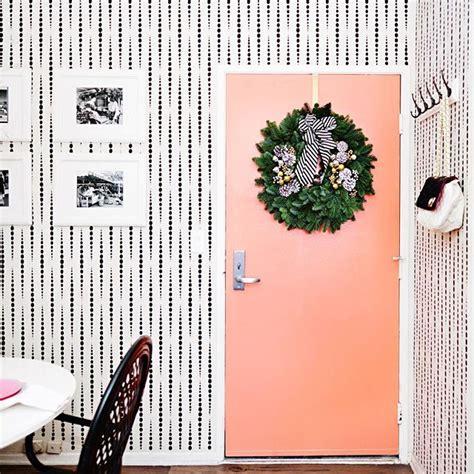 wallpaper edge beading make a bold impression with a wall stencil stencil