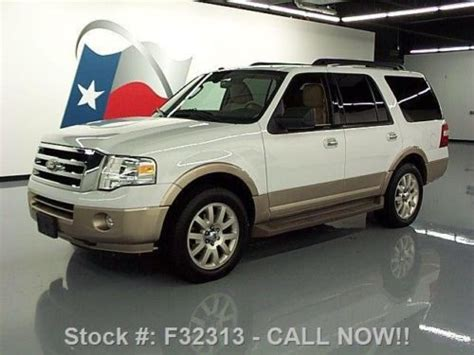 how to sell used cars 2011 ford expedition security system sell used 2011 ford expedition 8pass leather rear cam 20 s 49k mi texas direct auto in stafford