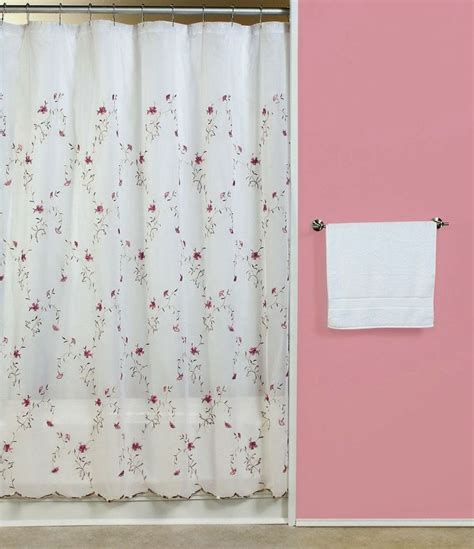 bathroom voile 17 best images about bathroom curtains on pinterest