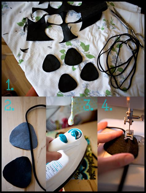 How To Make An Eye Patch Out Of Paper - how to make a pirate eye patch image search results