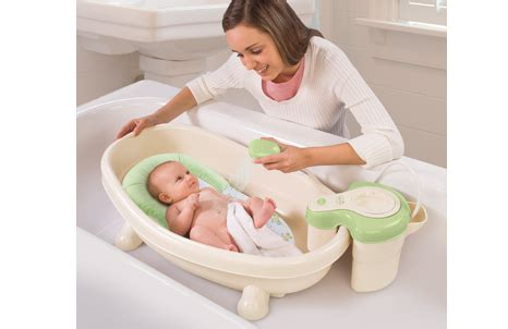 baby bath and shower summer infant soothing spa and shower monmartt