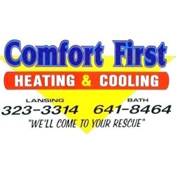 comfort first heating and air furnace repair service lansing mi comfort first heating