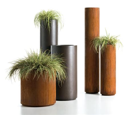 cohiba plant pots from de castelli architonic