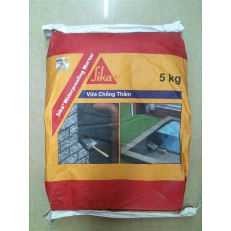 Waterproofing Masterseal 536 25kg Set 1 ch盻創g th蘯 m g盻祖 xi m艫ng si 234 u b盻 vatlieuchongthamuss