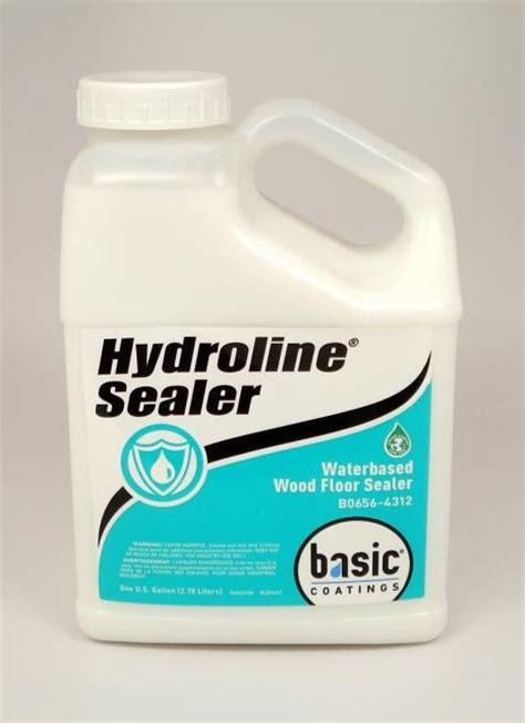 Wood Floor Sealer by Basic Coatings Hydroline Wood Floor Sealer Gallon