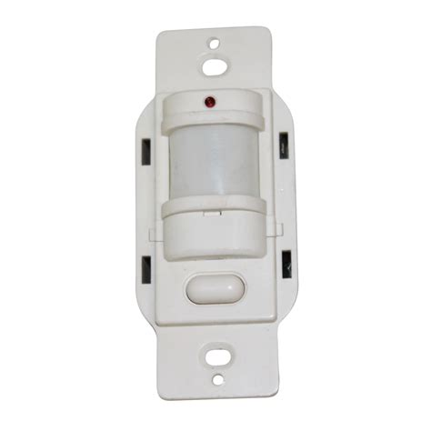 automatic light sensor switch hubbell unenco passive infrared automatic light switch