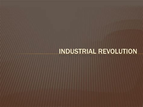 industrial revolution powerpoint template inventions of the industrial revolution by uk teaching