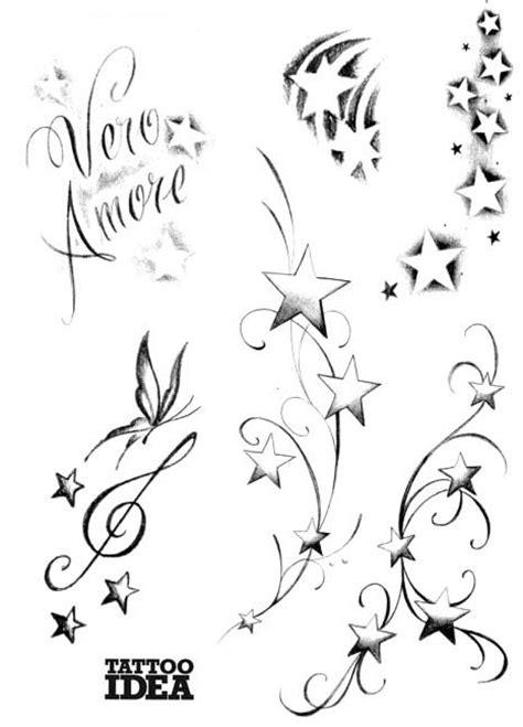 tatuaggi lettere e stelle tatuaggi stelle tatuaggi stelle maori immagini tatuaggi
