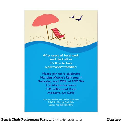 retirement party invitations templates free invitations for